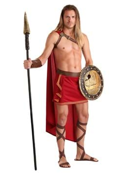 Rugged Spartan Costume for Men