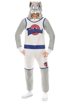 Space Jam Bugs Bunny Union Suit Costume