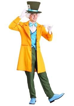 Plus Men's Classic Mad Hatter Costume