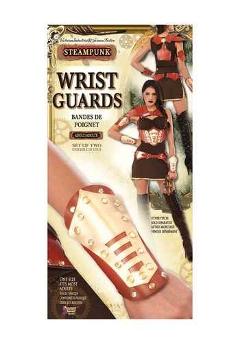 Women's Steampunk Wrist Guards