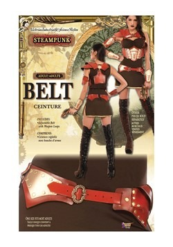 Women's Steampunk Belt