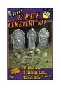 12 pc Cemetery Kit