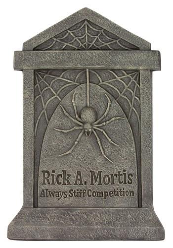 "21"" Rick A. Mortis Gravestone Decoration"