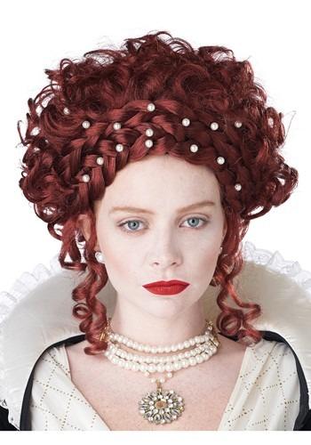 Women's Elizabethan Wig