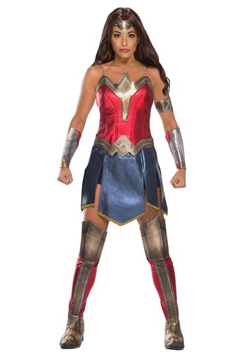 Wonder Woman Deluxe Adult Costume