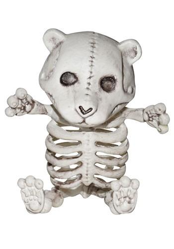 Skeleton Teddy Bear Decoratoin