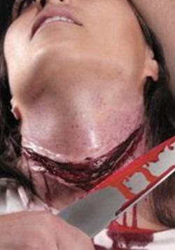 Slit Throat Applique