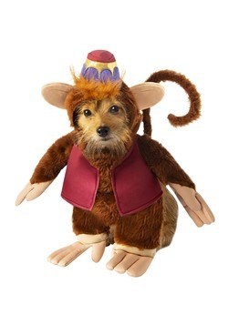 Aladdin Abu Dog Costume