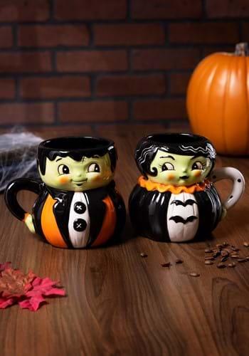Mr.& Mrs. Frank Frankenstein Mugs