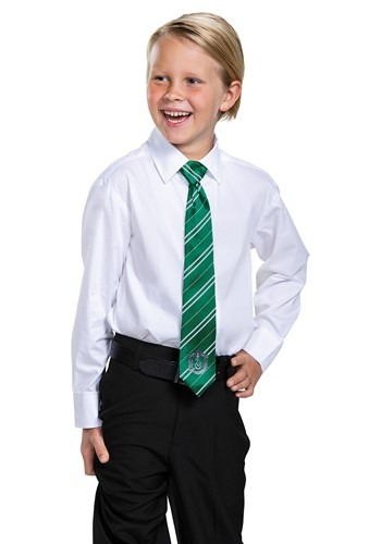 Harry Potter Slytherin Breakaway Tie