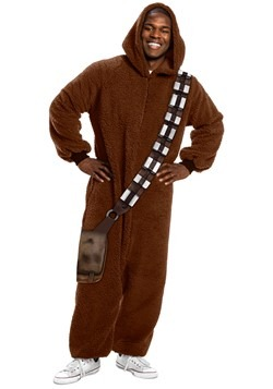 Chewbacca Adult Jumpsuit