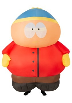 South Park Cartman Inflatable Adult Costume