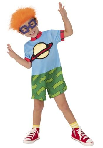 Rugrats Chuckie Infant/Toddler Costume