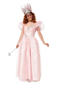 Women's Glinda the Good Witch Deluxe Costume