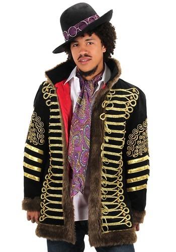Jimi Hendrix Adult Deluxe Jacket