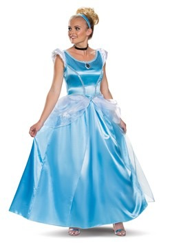 Deluxe Adult Cinderella Costume