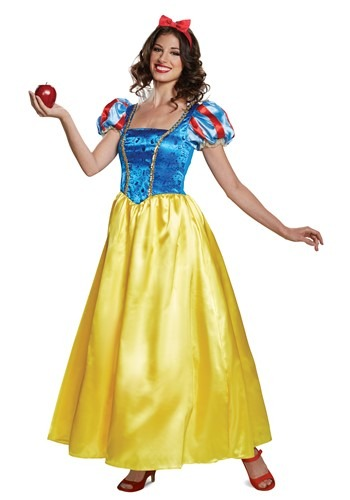 Deluxe Adult Snow White Costume