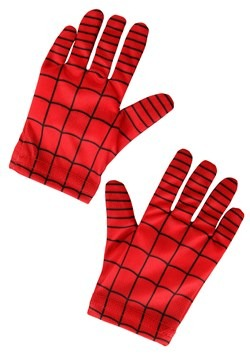 Toddler Marvel Spider-Man Costume Gloves
