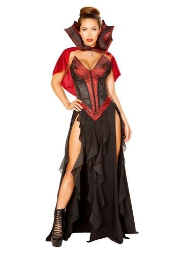 Women's Sexy Blood Lusting Vampire Costume