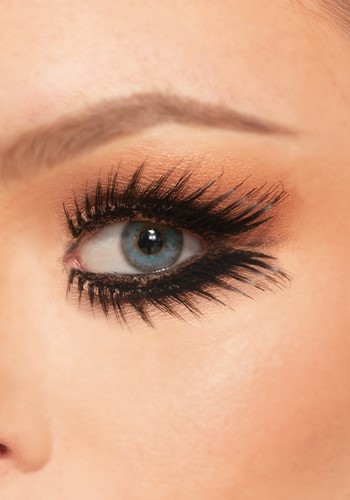 Extreme Black Eyelashes Top and Bottom Set