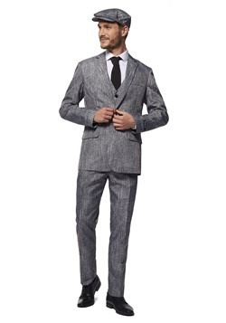 Adult 20s Gangster Suit