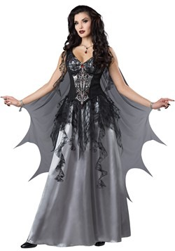 Women's Dark Vampire Countess Costume