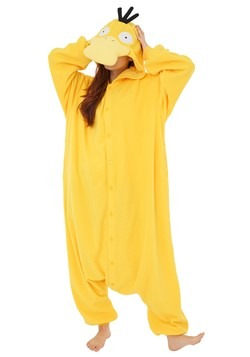 Pokemon Psyduck Adult Kigurumi