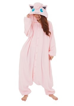 Pokemon Jigglypuff Adult Kigurumi