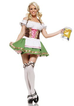 German Beer Girl Costume