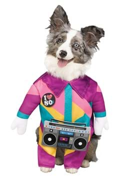 80's Doggy Pet Costume