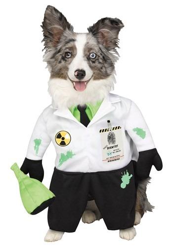 Mad Scientist Pet Costume