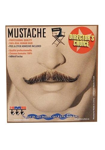 Magician Mustache Grey
