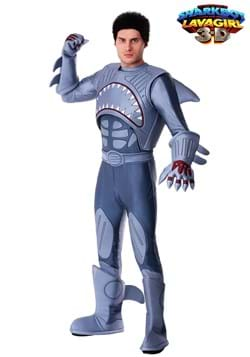 Adult Plus Size Sharkboy Costume