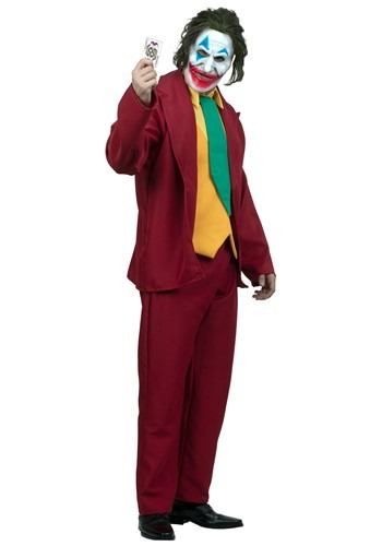 Adult Comedian Costume