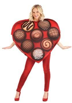 Box of Chocolates Heart Costume