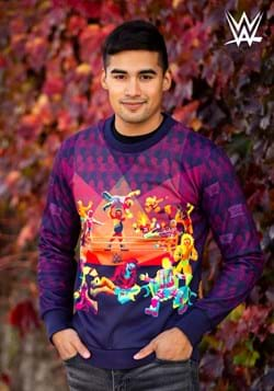 Radical Rumble WWE Sweater Main