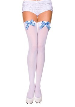 Women's Sexy Dorothy Thigh High Tights