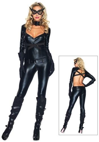 Black Cat Girl Costume
