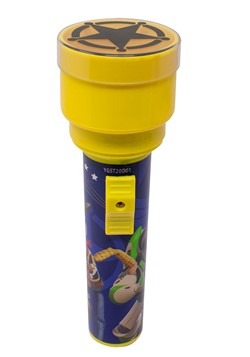 Toy Story Projector Flashlight