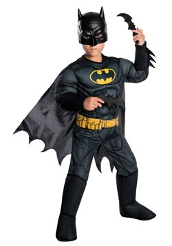 Kids DC Comics Deluxe Batman Costume