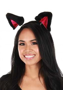 Springy Cat Ears Plush Headband
