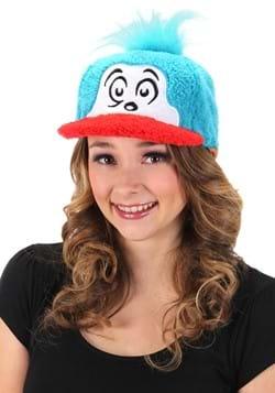 Thing 1 Fuzzy Cap