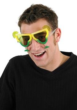 Margarita Yellow/Yellow-Green Eyeglasses