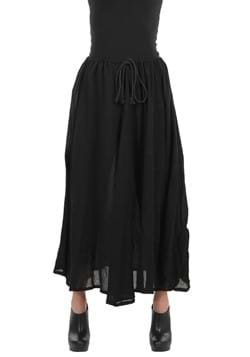 Pirate Parachute Skirt Black