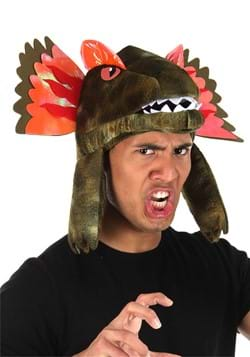 Dilophosaurus Sprazy Toy Hat