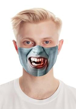 Fang Face Vampire Face mask