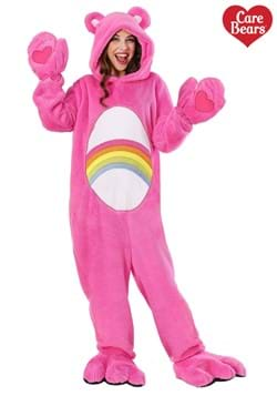 Plus Size Care Bears Deluxe Cheer Bear Costume