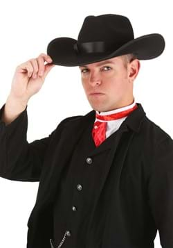 Cowboy Hat - Black