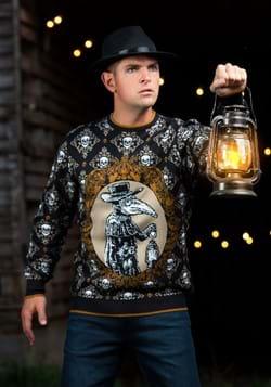 Adult Plague Doctor Halloween Sweater-update
