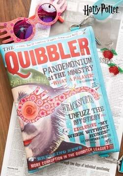 Luna Lovegood Costume Accessory Kit (Quibbler Pouc